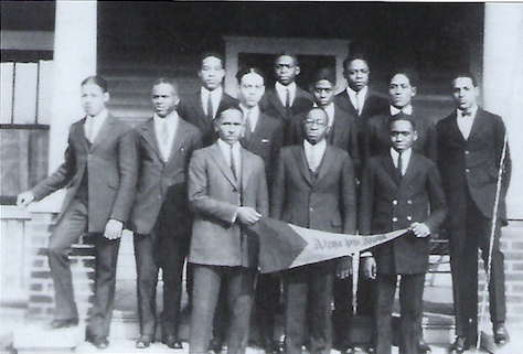 Alpha Rho Charter Members in 1924