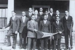 Alpha Rho Charter Members in 1924