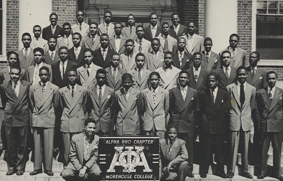 Alpha Rho Chapter in 1947