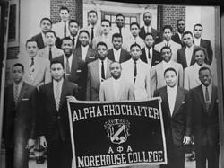 Alpha Rho 1955