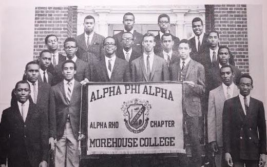 Alpha Rho Chapter in 1967 Golden 19