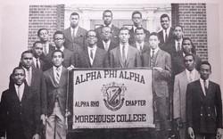 Alpha Rho Chapter in 1967 Golden 19