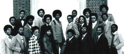 Alpha Rho Chapter in 1975 .