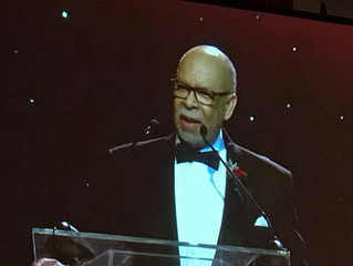 Ohio State's Dr. William T. McDaniel Jr. Receives Bennie Service Award From Morehouse College Du