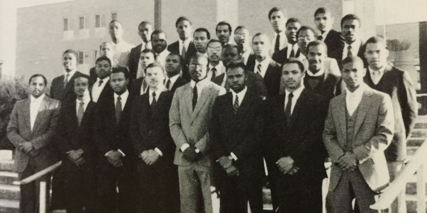 Alpha Rho in 1984