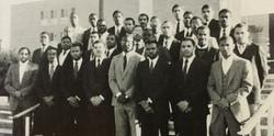 Alpha Rho in 1984