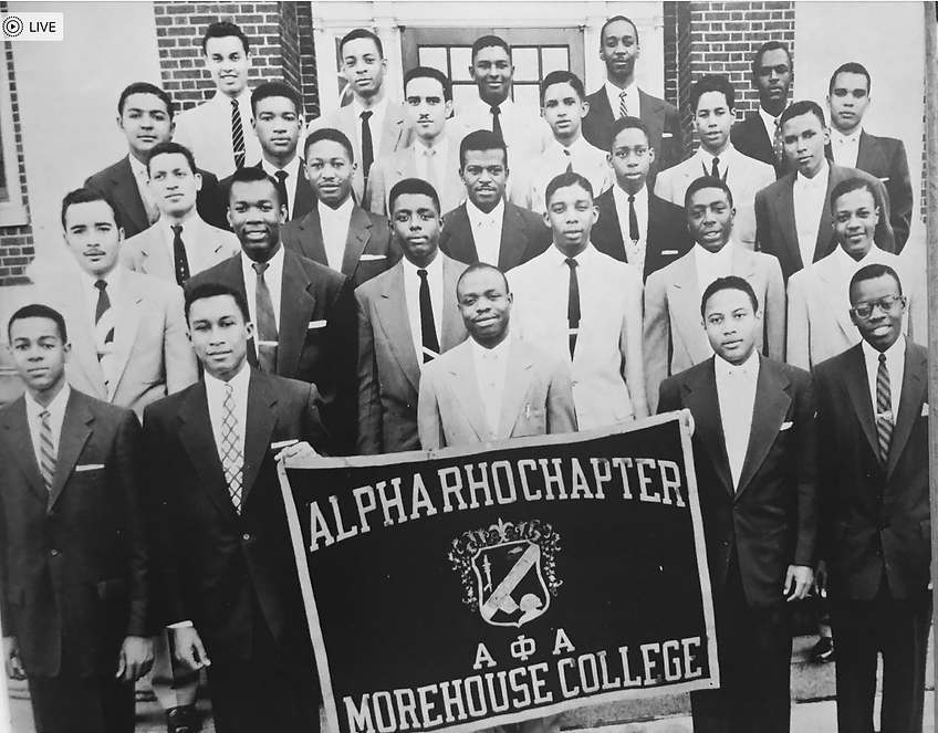 Alpha Rho in 1955.png