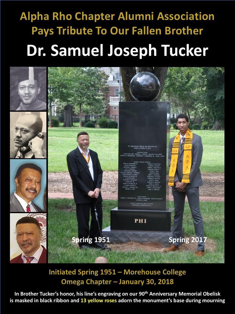Dr. Samuel Tucker
