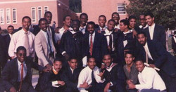 Alpha Rho Chapter in 1984