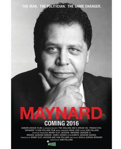 #MaynardMovie