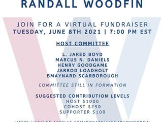 AP Brotherhood's June 8 Virtual Event For Birmingham Mayor Brother Randall Woodfin, Pls. RSVP Today!