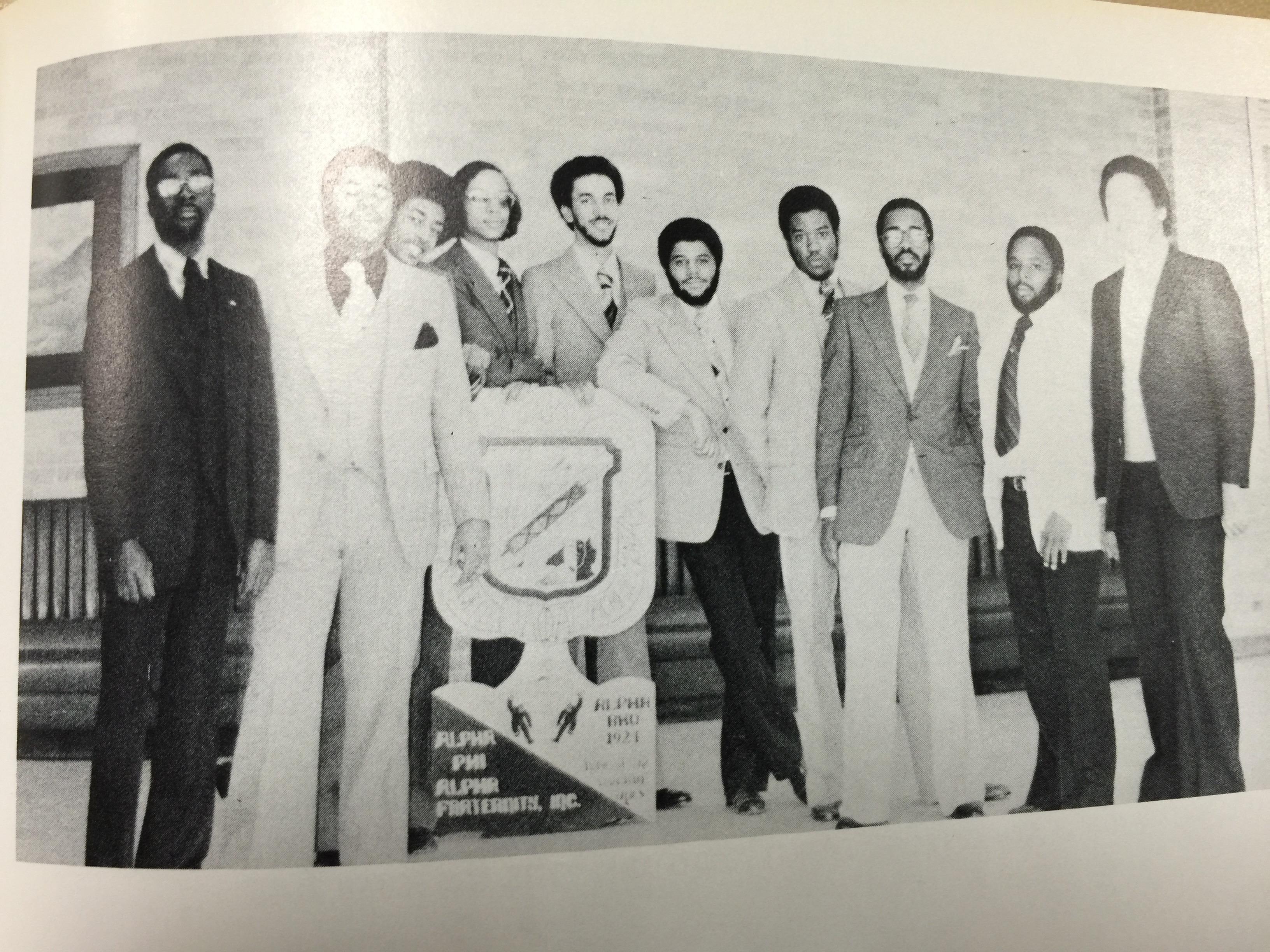 Alpha Rho 1978