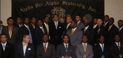 Alpha Rho Chapter in 2005 ...