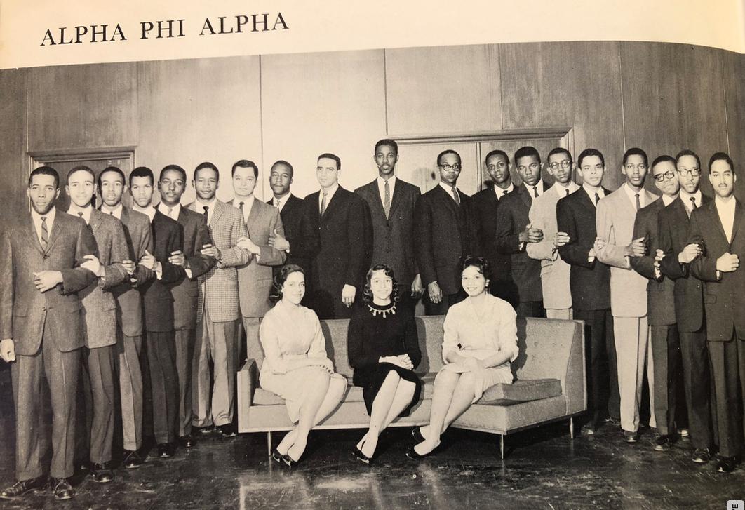 Alpha RHo 1960