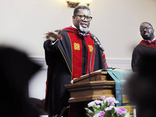 President Of Clinton College In Rock Hill On Administrative Leave, Acting President Named (Rev. Lest