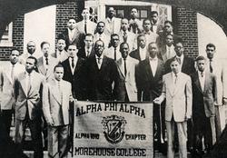 Alpha Rho 1953