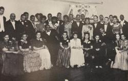 Alpha Rho in 1946