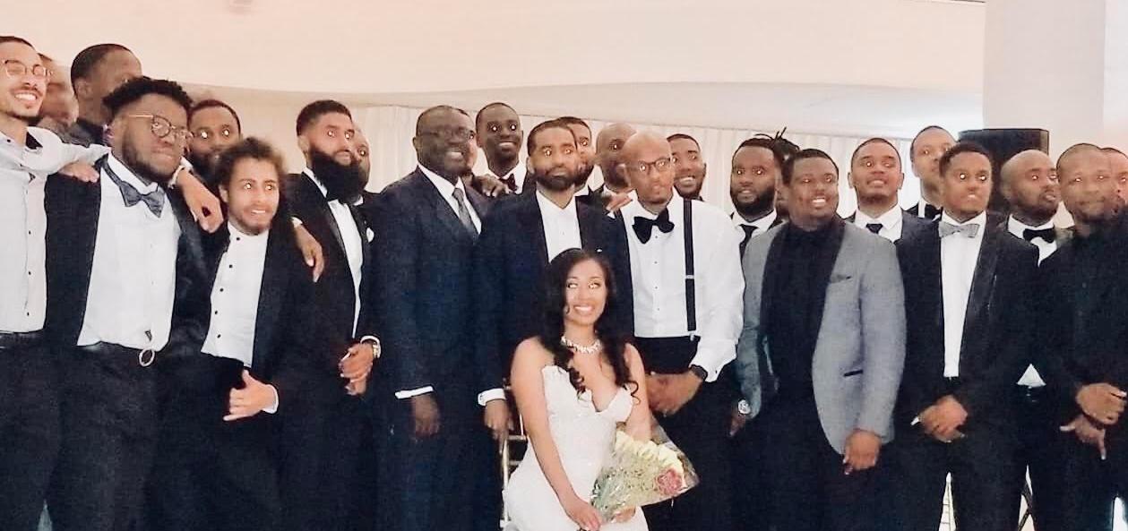 AP _ Johnson Wedding