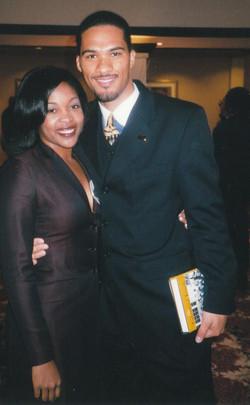 Robin Lowman (Mu Pi, Spr '98) Ms. Black & Gold 1999