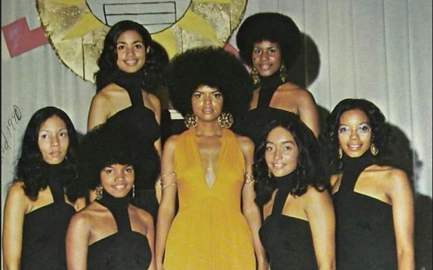 Alpha Rho Court 1972-73