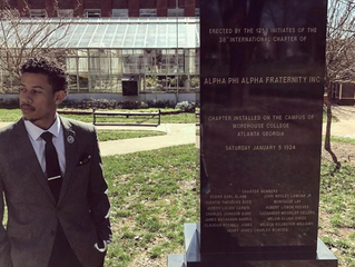 Brother Donte' Verrill-Huffman (Spring 2015) Sits Down With Wall Street Journal To Detail His Ch