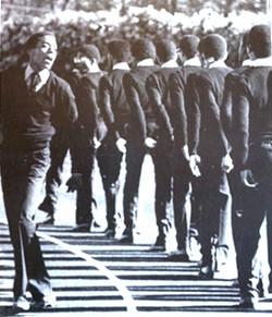Temerarious 25 Fall 1979 at Homecoming