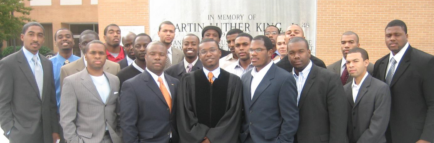 Alpha Rho Chapter in 2007 ..