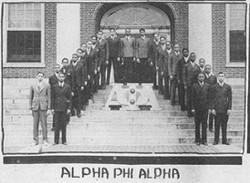 Alpha Rho 1937