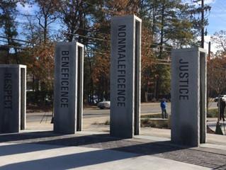 Dedication of Doctor's Memorial Park In SW Atlanta (AP Medical Legends Honored)