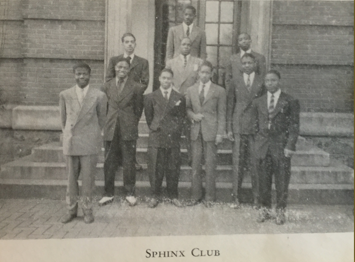 1943 Sphinx Club