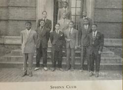 1943 Sphinx Club