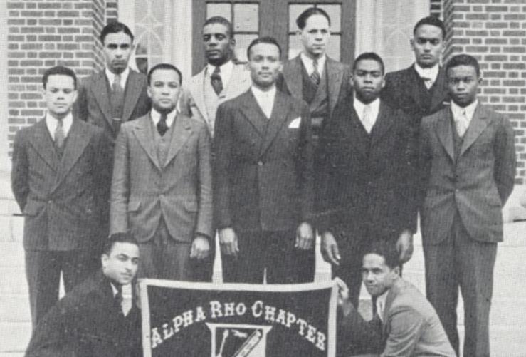 Alpha Rho 1933