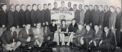 Alpha Rho 1961