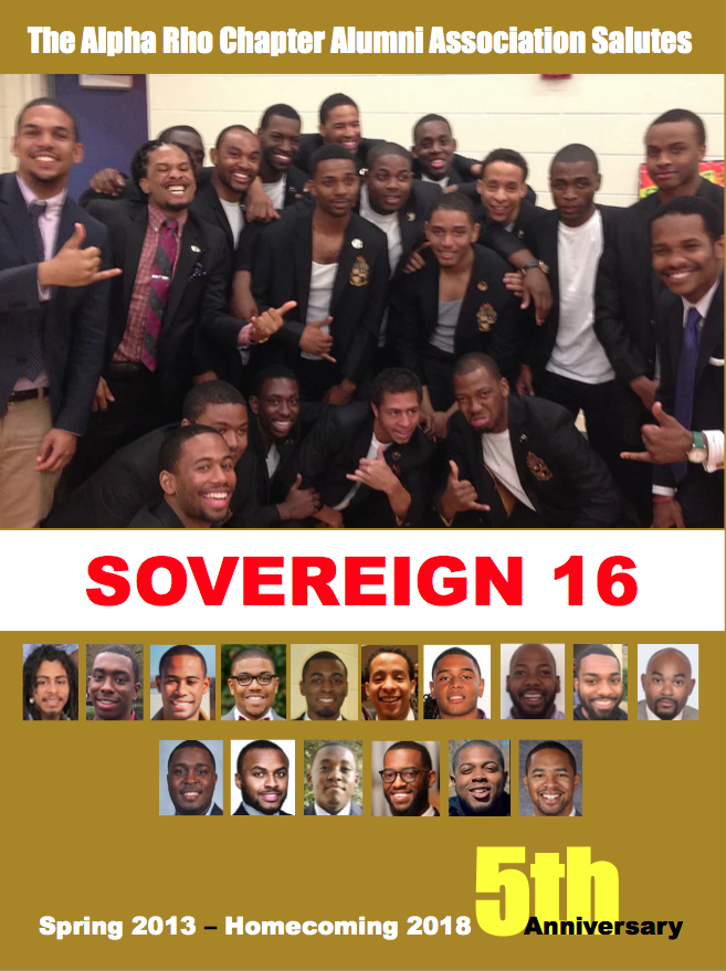 Sovereign 5th Anniversary 2018