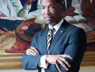 Brother Henry Allen Stewart Named Chief Marketing & Communications Officer And Editor In Chief S