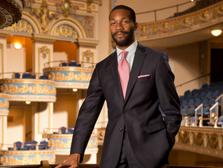 How Morehouse College Alumni Powered Randall Woodfin's Campaign For Birmingham Mayor (Spring 200