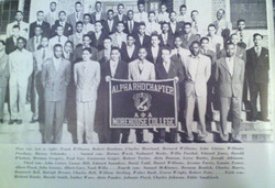 Alpha Rho Chapter in 1949 (1)
