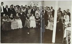 Alpha Rho fraternity dance c1942