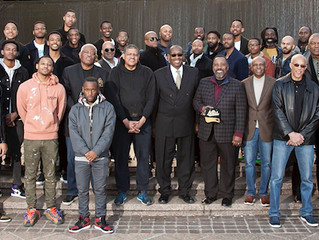 Alpha Rho Chapter Brothers Around The Nation On 96th Charter Day -- January 5 2020