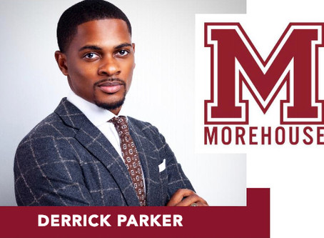 Brother Derrick Parker Jr. (Spring 2017) Profiled In Summer 2020 Issue Of HBCU Times