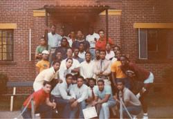 Alpha Rho in 1982-83