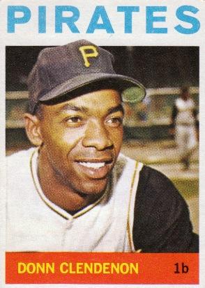 Baseball Legend  Donn Clendenon