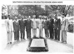 1945 Hope Grave