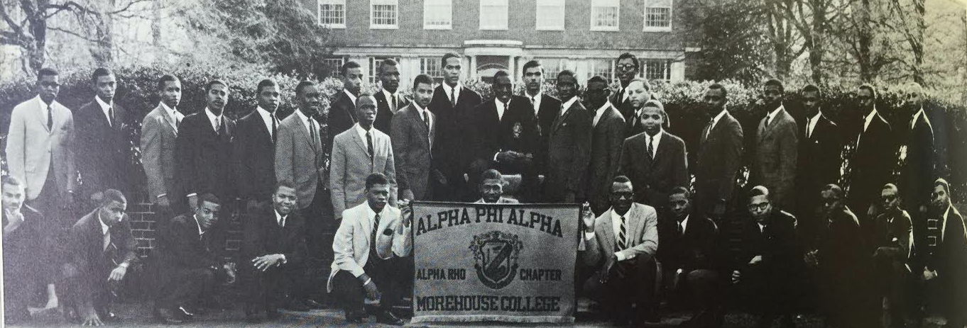 Alpha Rho in 1965