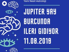 Jupiter İleri Gidiyor - 11 Ağustos 2019