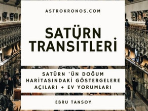 Satürn Uranüs Kare Açısının Burçlara Etkisi