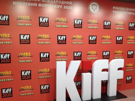 Charm-Wood at KIFF-2020
