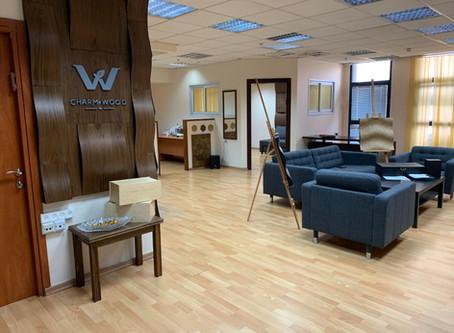 Офис Charm-Wood в Израиле. ברוכים הבאים!