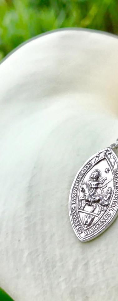Médaille St Martin Odyssea