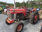1980 Massey Ferguson 175 2WD Tractor 1.j